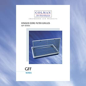 Colman Air Distribution - Design and Manufacture - Grilles